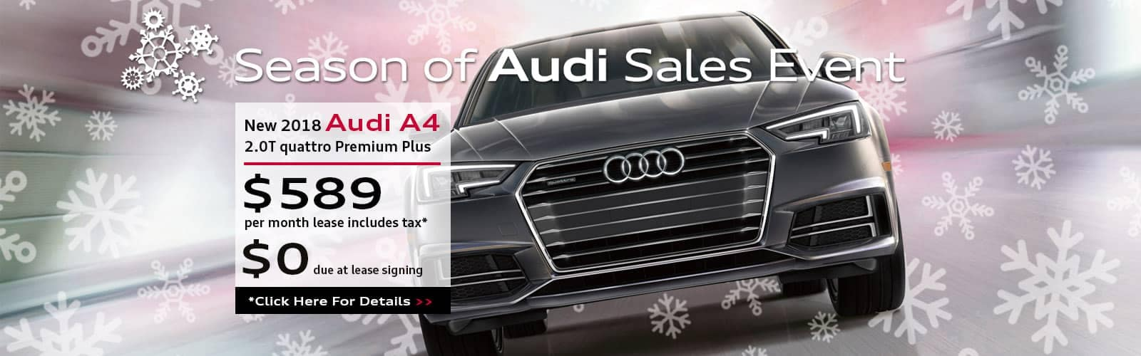 A4 Lease Specials