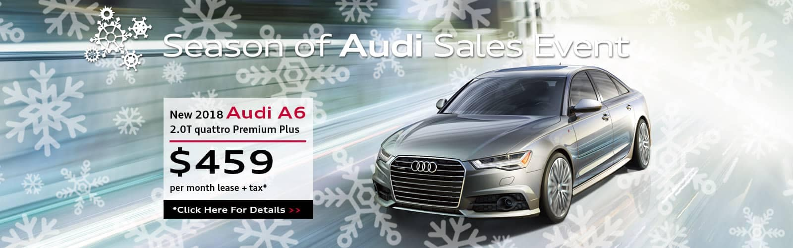 A6 Lease Specials
