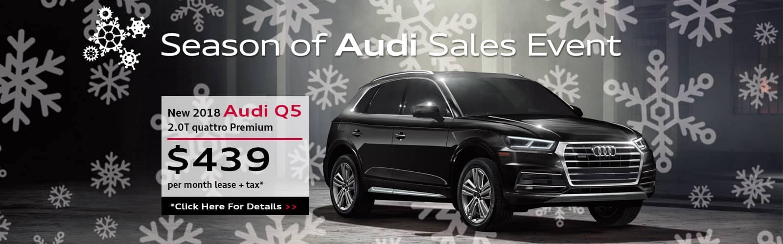 Q5 Lease Special