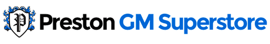 Preston GM Superstore Logo