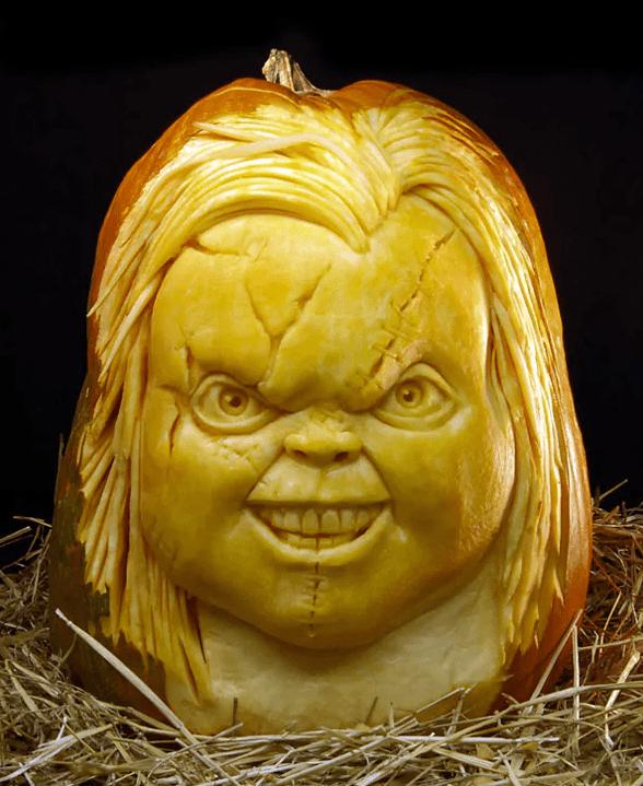 Chucky Pumpkin