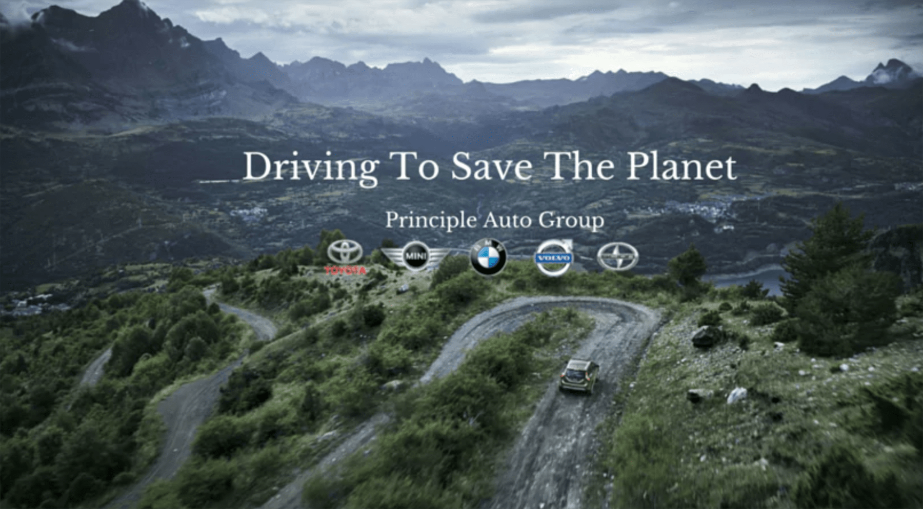 Driving to Save the Planet