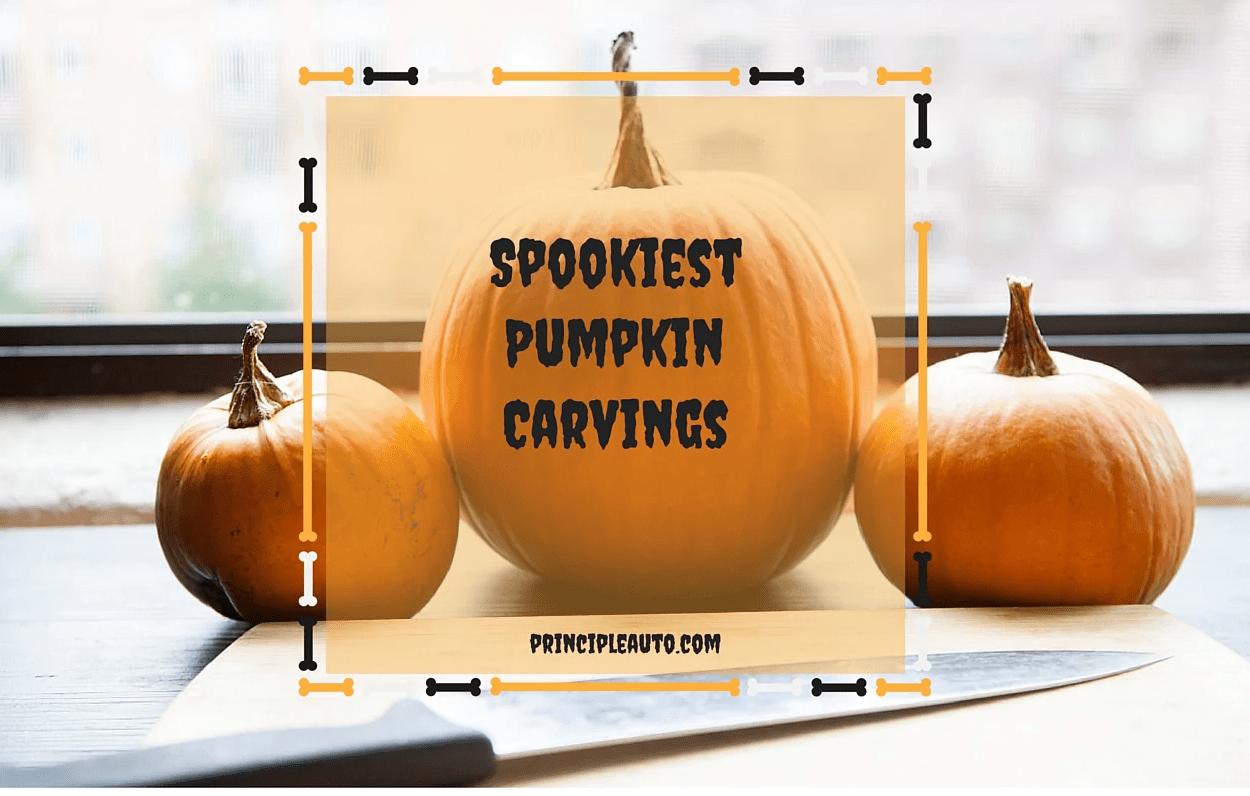 Spookiest Pumpkin Carvings