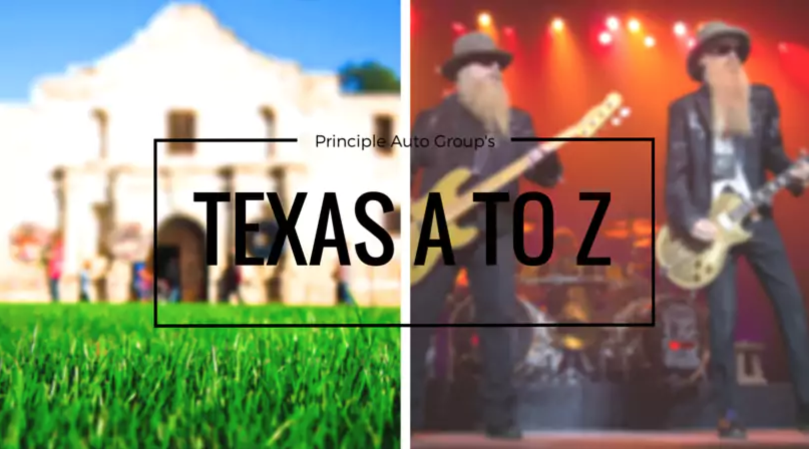 Texas A to Z
