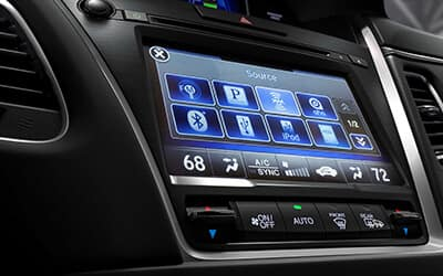 Air Conditioning Service from your Puget Sound Acura Dealers Service Departments