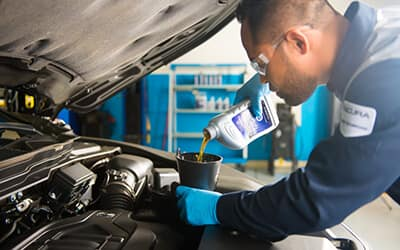 Fluids Check from your Puget Sound Acura Dealers Service Departments