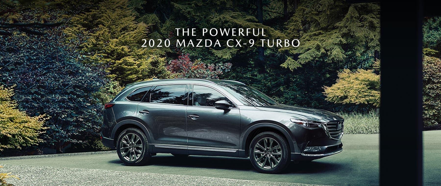 2020 Mazda CX-9 Turbo