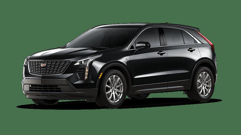 Black Cadillac XT4