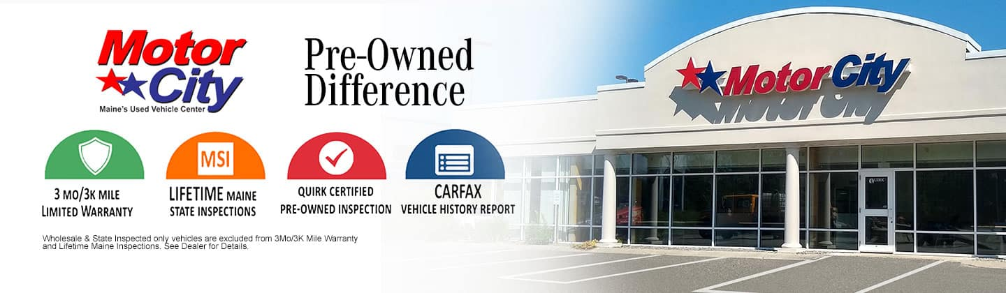 MotorCity PreOwned Difference