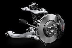 The high tech magnetic 2020 Corvette suspension