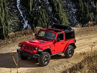2019 Jeep Wrangler Arlington WA - Exterior