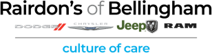 Rairdon's CDJR of Bellingham logo