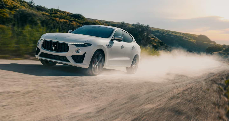 Welcome to Rairdon's Maserati of Kirkland