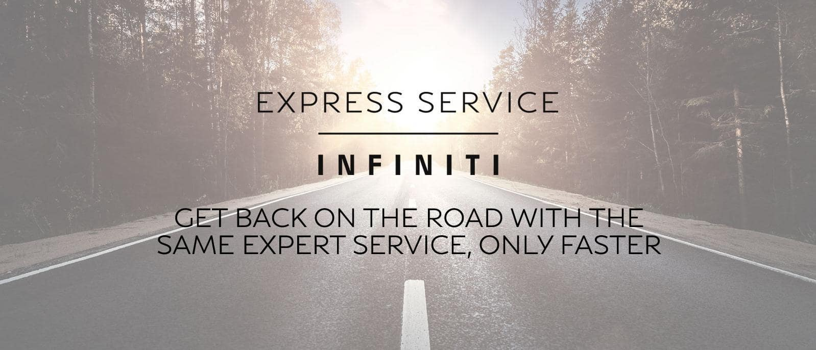 INFINITI Express Service Clifton NJ