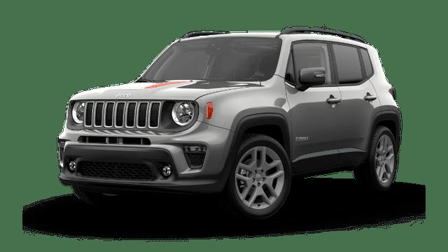 2021 Jeep Renegade Islander