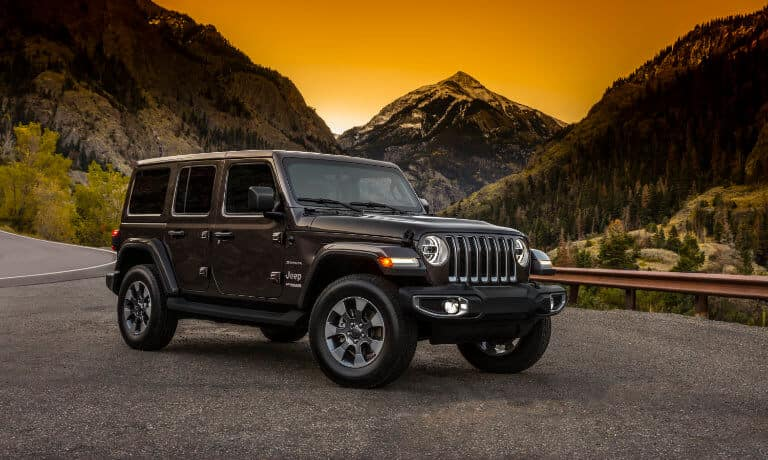 Jeep Off-Roading