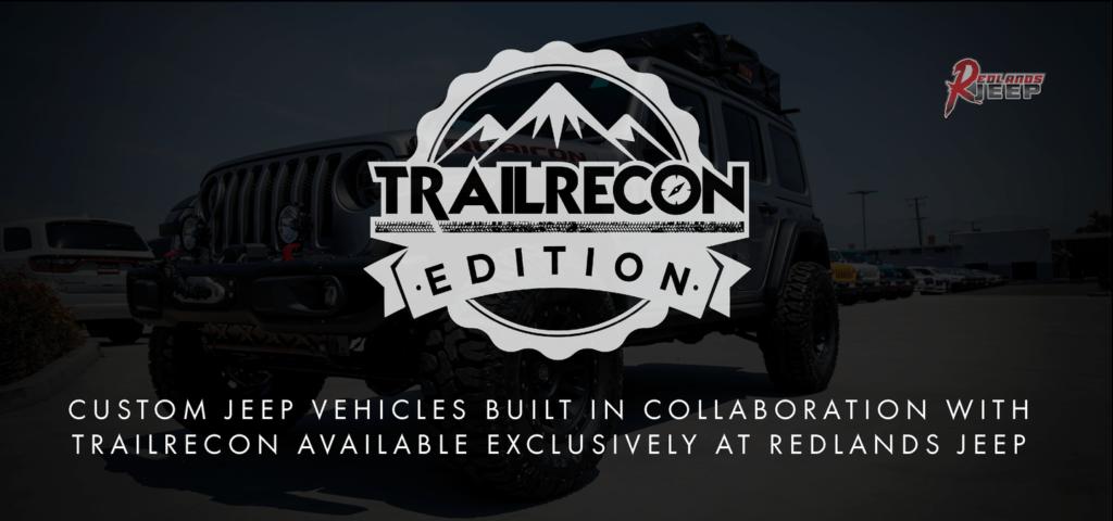 TrailRecon
