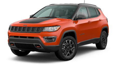 2021 Jeep Compass Trailhawk®