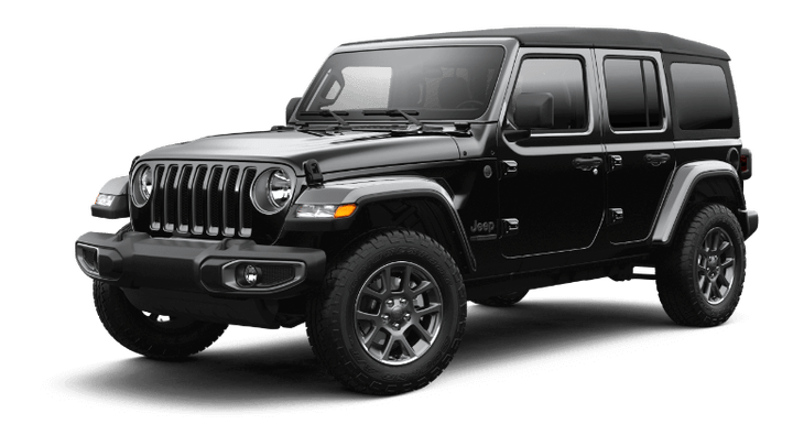 2021 Jeep Wrangler 80th Anniversary