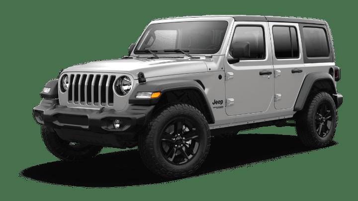 2021 Jeep Wrangler Altitude