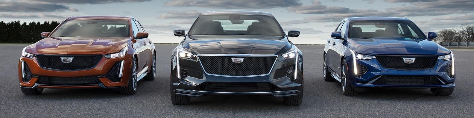 2020 Cadillac Lineup