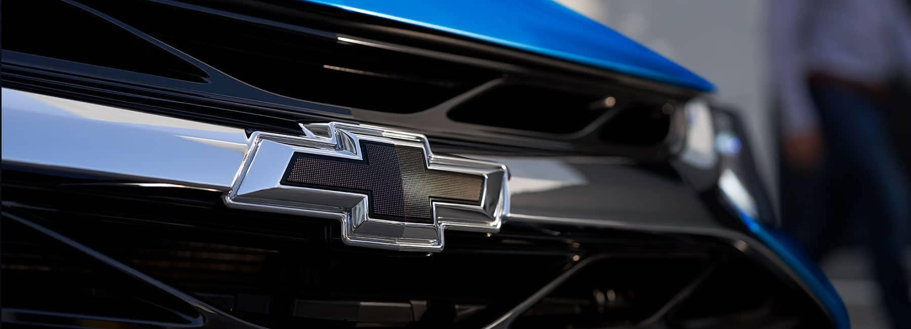 2019 Blue Chevrolet Cruze Exterior Grille