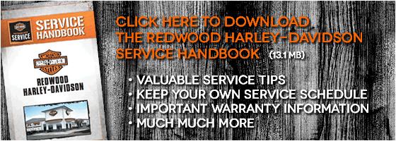 Service handbook banner
