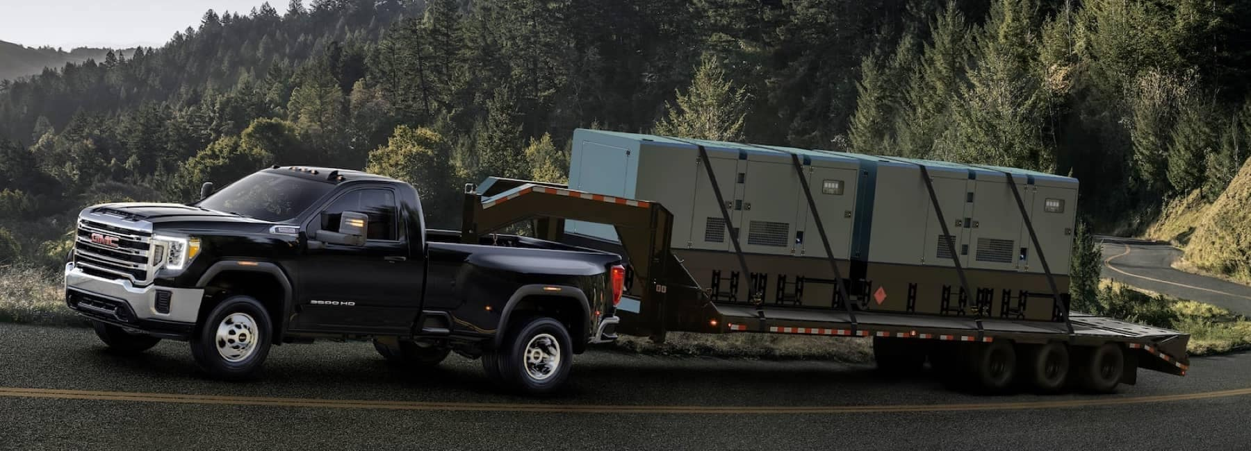 2020 sierra 3500hd with trailer
