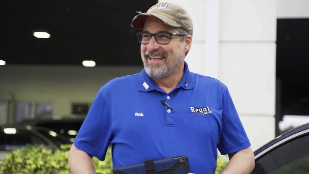 Rob Young Employee Video