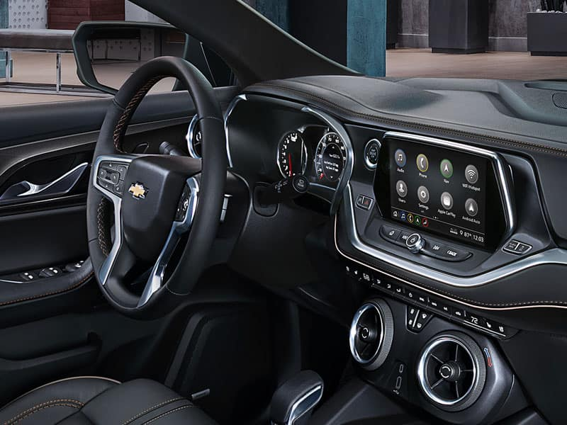 2021 Chevrolet Blazer Features and Safety