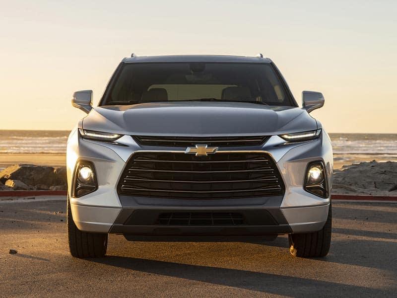 2021 Chevrolet Blazer Styling and Trim Levels