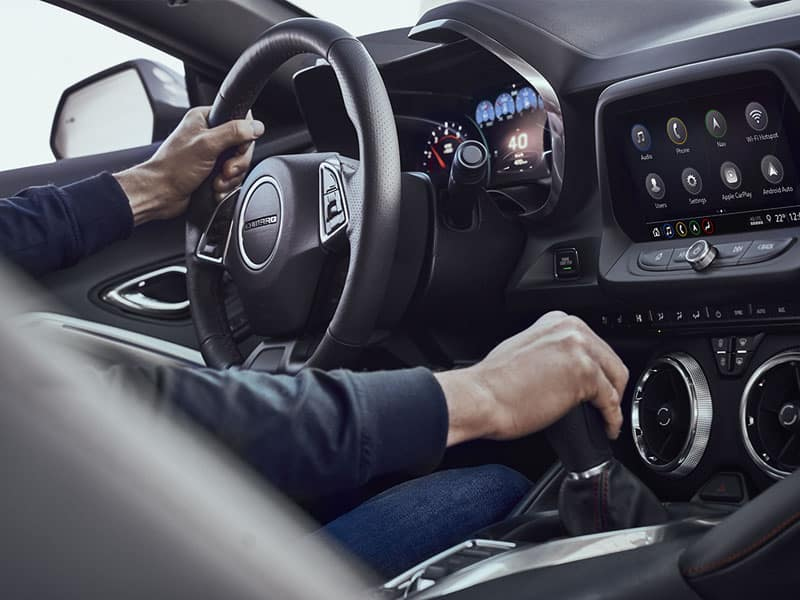 2021 Chevrolet Camaro Features and Equipment
