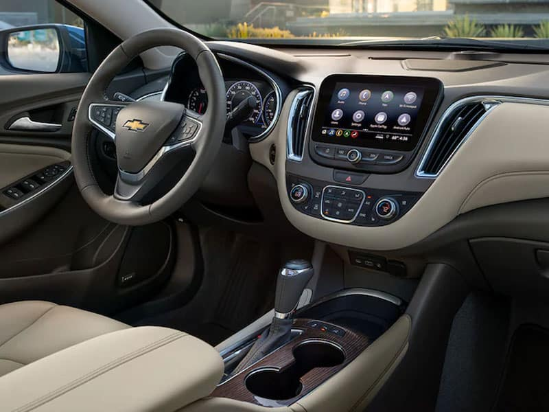 2021 Chevrolet Malibu Features and Equipment