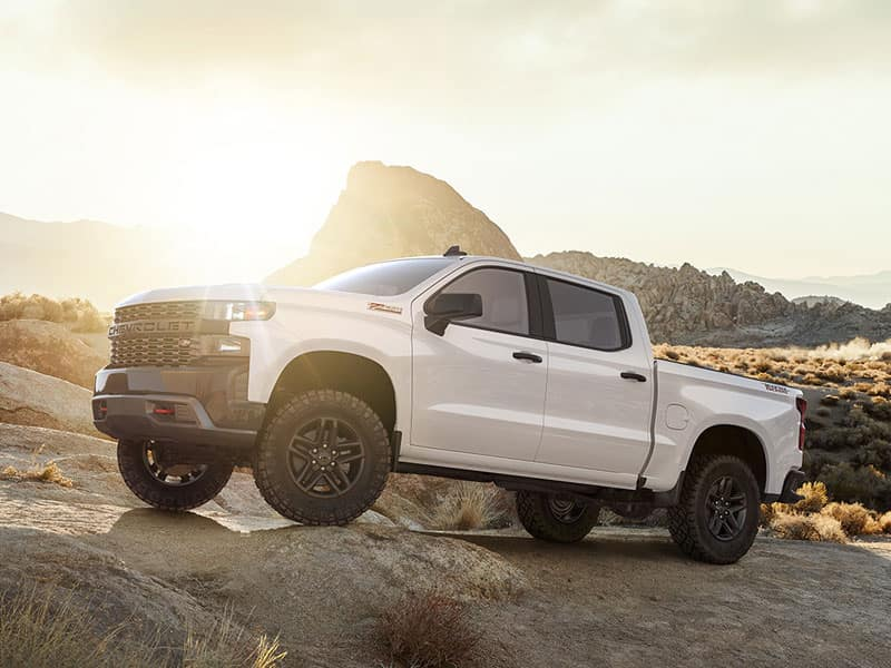 2021 Chevrolet Silverado 1500 Capability and Fuel Economy