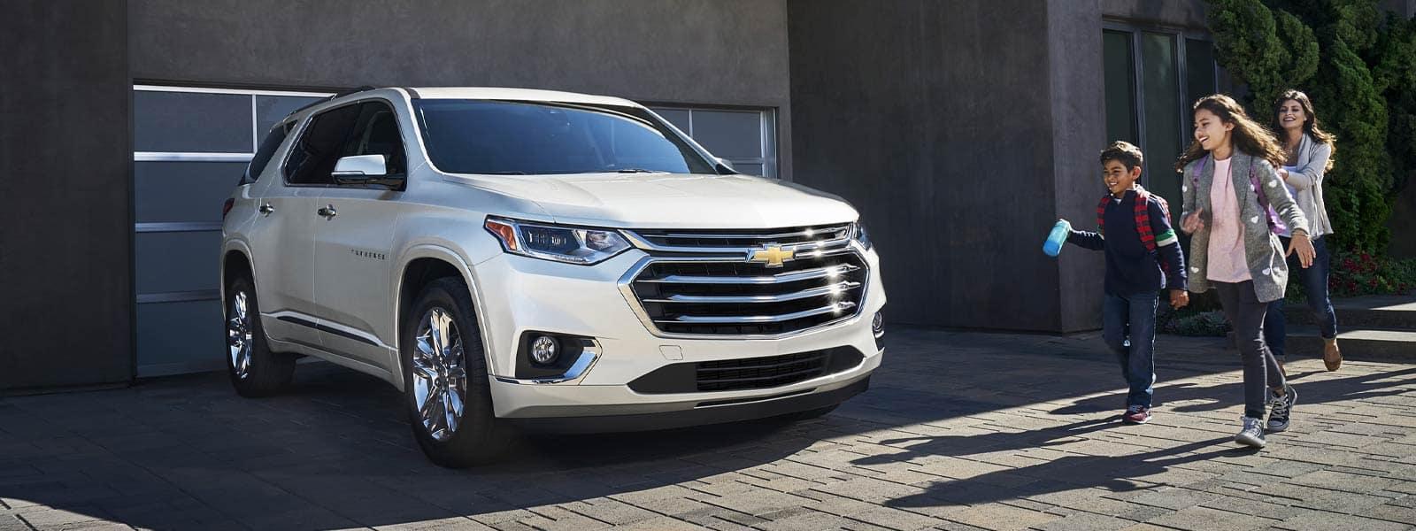Buy New 2021 Chevrolet Traverse in Regina Saskatchewan
