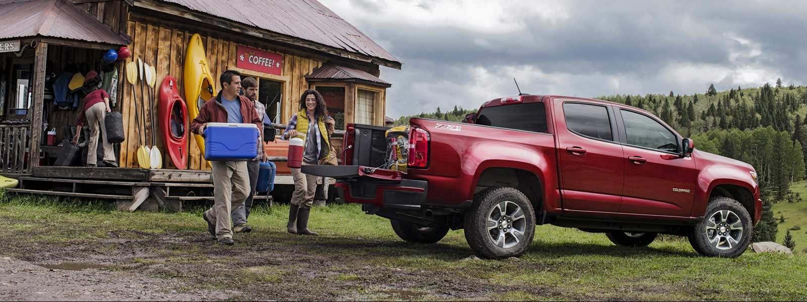 Buy new 2021 Chevrolet Colorado in Regina Saskatchewan