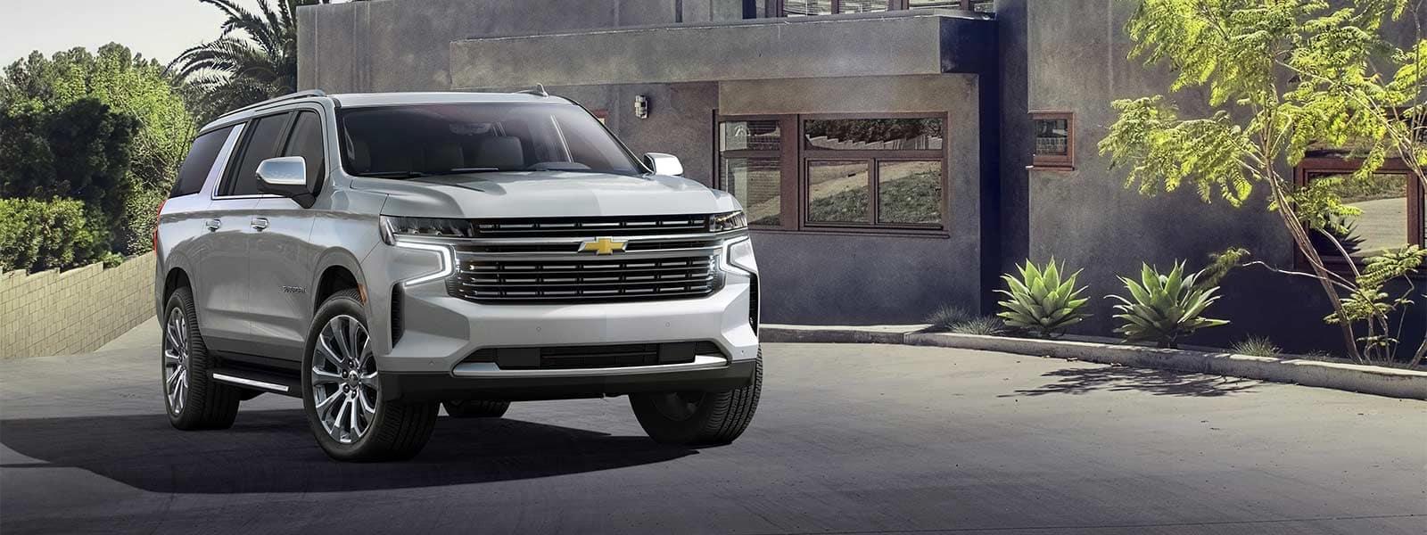 Buy new 2021 Chevrolet Suburban in Regina Saskatchewan