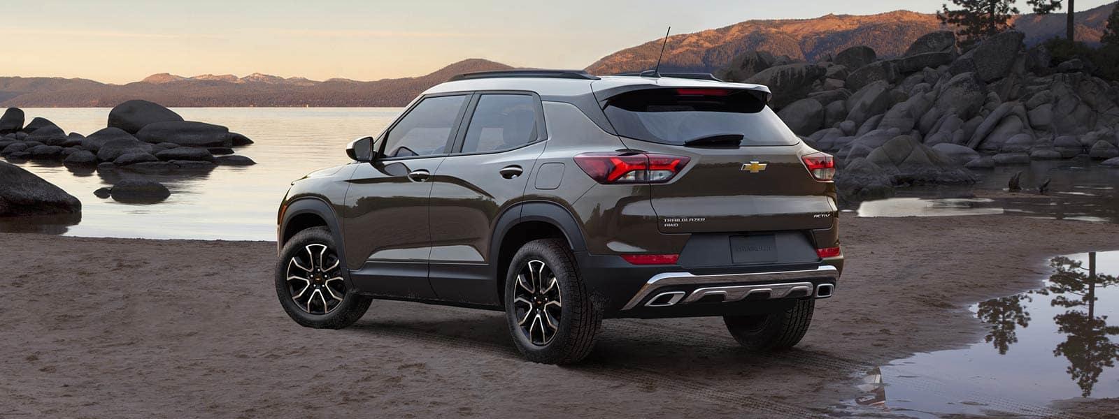 Buy new 2021 Chevrolet Trailblazer in Regina Saskatchewan