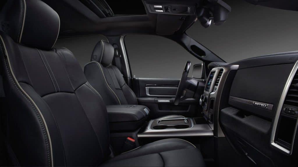 2017 Ram 2500 Limited Interior