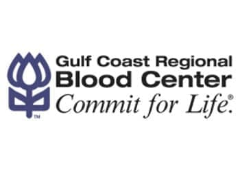 Gulf Coast Blood Center Logo