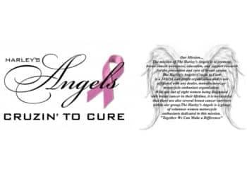 Harleys angel logo