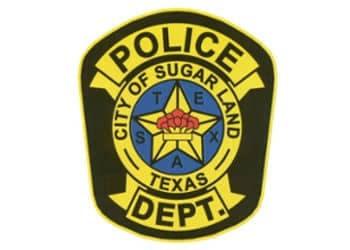 Sugar Land police badge