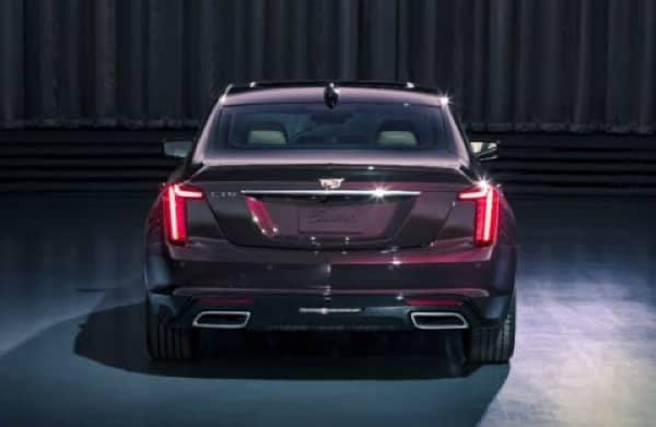 2020 Cadillac CT5 - Premium Luxury - Rear View