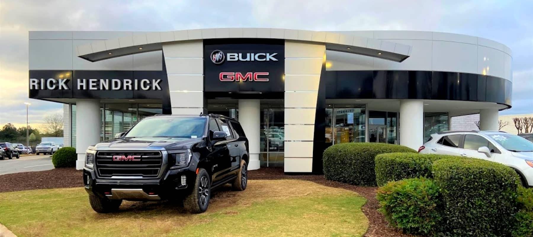 Rick Hendrick Buick GMC Duluth