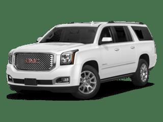 Yukon XL Denali white