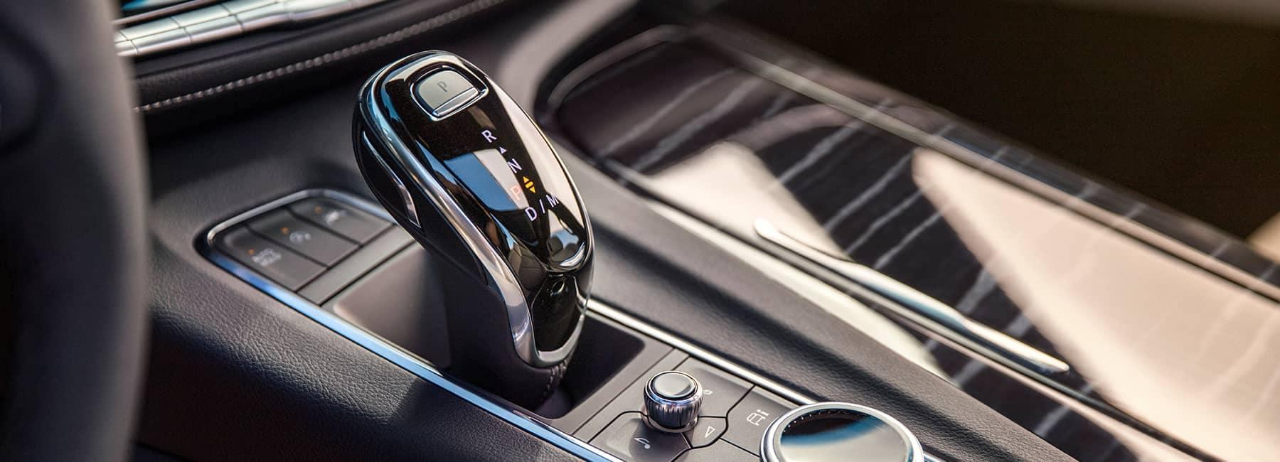2021 Cadillac Escalade Console