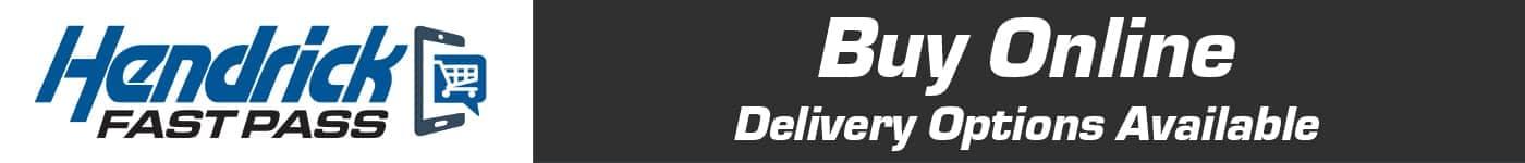 Hendrick Fast Pass Buy Online