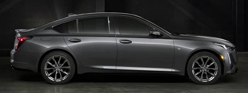 cadillac side view gallery 3