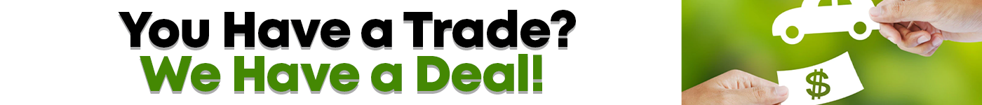 You have a Trade? We have a deal!