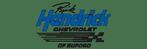 Rick Hendrick Chevrolet Buford Logo